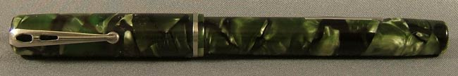 Model AG Foliage Green $1.50 Pen