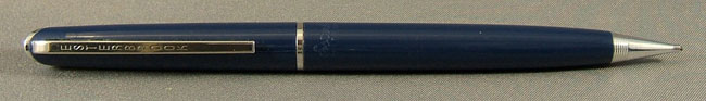 Safari Pencil in Blue, Twist Style